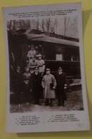 PHOTOGRAPHIE PRISE LE 11 NOVEMBRE 1918 A 7 H 30 - Oorlog 1914-18