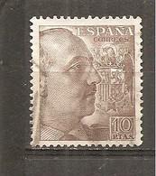 España/Spain-(usado) - Edifil  1059 - Yvert  820A (o) - 1931-50 Usati