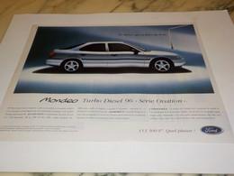 ANCIENNE  PUBLICITE VOITURE AUDI A 8 1995 - Cars