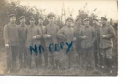 WW1 WK1       IM FELDE  SOLDATS ALLEMANDS    1915 - Oorlog 1914-18