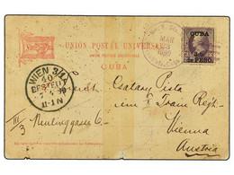 CUBA: UNITED STATES OCCUPATION - Kuba