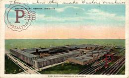 MAYTAG PLANT NEWTON IOWA  WASH MACHINE CENTER OF THE WORLD - Other