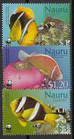 Nauru - 2003 - N°Yv. 512 à 514 - Poisson / Fish / WWF - Neuf Luxe ** / MNH / Postfrisch - Nauru