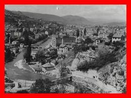 CPSM/gf  SARAJEVO (Bosnie-Herzegovine) Panorama...L813 - Bosnië En Herzegovina