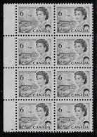 CANADA 1967-1973 SCOTT 460f BNA - Unused Stamps