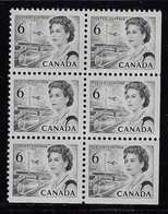 CANADA 1967-1973 SCOTT 460bs OTTAWA BNA - Unused Stamps