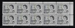CANADA 1967-1973 SCOTT 460 BNA  WT - Unused Stamps