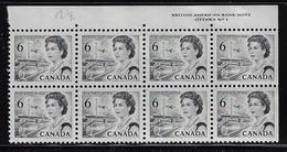 CANADA 1967-1973 SCOTT 460 Die MNH - Unused Stamps