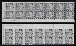 CANADA 1967-1973 SCOTT 460 BABN/ CBNC MNH - Unused Stamps