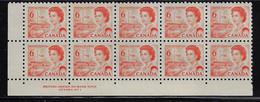 CANADA 1967-1973 SCOTT 459 BABNC MNH - Unused Stamps