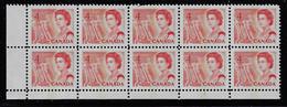 CANADA 1967-1973 SCOTT 457 Plate 3  PB  LOWER LEFT MNH CBNC OTTAWA - Unused Stamps
