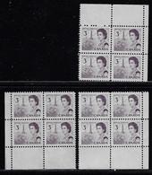 CANADA 1967-1973 SCOTT 456 3 CB  MNH - Unused Stamps