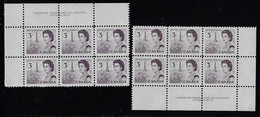 CANADA 1967-1973 SCOTT 456 2 PB  PLATE 2   CBNC - Unused Stamps