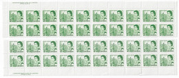 CANADA 1967-1973 SCOTTT 455 MNH 4 PB CBNC - Unused Stamps
