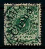DEUTSCHE AUSLANDSPOSTÄMTER CHINA Nr 2II Gestempelt X7032EE - Deutsche Post In China