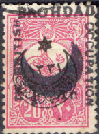 COLONIES BRITANNIQUES !  Timbre Ancien Occupation De BAGHDAD De 1917 N°6 - Other