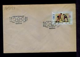 Sp8124 MACAU Macao Hockey (field) Sports Olimpics Games MUNICH'72  Portugal - Hockey (Field)