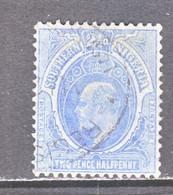 SOUTHERN  NIGERIA   35   (o)  Wmk. 3  MULTI  CA - Nigeria (...-1960)