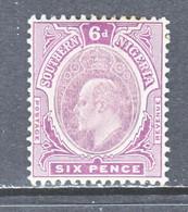SOUTHERN  NIGERIA   38   *  Wmk. 3  MULTI  CA - Nigeria (...-1960)