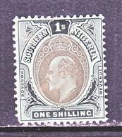 SOUTHERN  NIGERIA   39   *  Wmk. 3  MULTI  CA - Nigeria (...-1960)