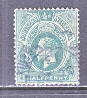 SOUTHERN  NIGERIA   45   (o)   Wmk. 3  MULTI  CA - Nigeria (...-1960)