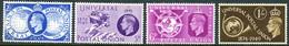 Great Britain MH 1949 UPU - Unused Stamps