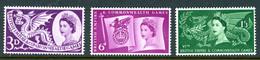 Great Britain MH 1958 - Unused Stamps