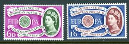 Great Britain MH 1960 - Unused Stamps
