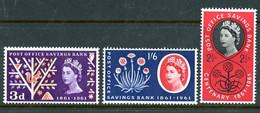 Great Britain MH 1961 - Unused Stamps