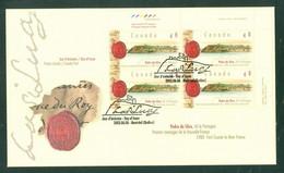 Immigration. PEDRO Da SILVA + Portugal; Timbres Scott # 1988 Stamps; Pli Premier Jour / First Day Cover (6803) - Unused Stamps