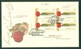 Immigration. PEDRO Da SILVA + Portugal; Timbres Scott # 1988 Stamps; Pli Premier Jour / First Day Cover (6804) - Unused Stamps