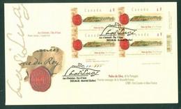 Immigration. PEDRO Da SILVA + Portugal; Timbres Scott # 1988 Stamps; Pli Premier Jour / First Day Cover (6805) - Unused Stamps