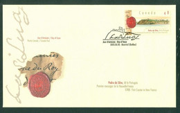 Immigration. PEDRO Da SILVA + Portugal; Timbres Scott # 1988 Stamps; Pli Premier Jour / First Day Cover (6806-A) - Unused Stamps