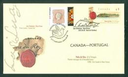 Immigration. PEDRO Da SILVA + Portugal; Timbres Scott # 1988 Stamps; Pli Premier Jour  / First Day Cover (6806-B) - Unused Stamps