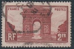 France - #263 - Used - Oblitérés