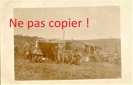 CARTE PHOTO ALLEMANDE - LES CUISINES A ROMAGNE ( SOUS LES COTES ) PRES DE MANGIENNES MEUSE - GUERRE 1914 1918 - Oorlog 1914-18