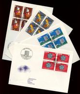 1982, Schweiz Weltorganisation Für Geistiges Eigentum OMPI, 1-4 ... - Dienstpost