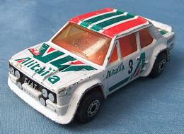 Modellauto  -  Fiat Abarth Rally Alitalia - 1982 - Altri