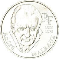 Monnaie, France, André Malraux, 100 Francs, 1997, SUP, Argent, Gadoury:954 - N. 100 Francs