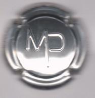 Capsule Champagne PIERRE_MONNAIE { N°1a : Estampée Métal } {S42-21} - Non Classificati