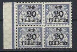 Danzig - 1923 ☀ Block Michel Nr. 170 25 Eur - Error ☀ MNH** - Danzig