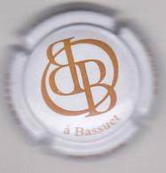 Capsule Champagne BAFFARD_ORTILLON_BEAULIEU { N°5a : Blanc Et Orange } {S42-21} - Non Classificati