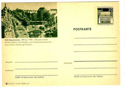 53001 - NEUMÜNSTER - Bildpostkarten - Ungebraucht