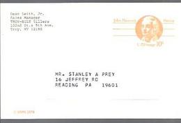 STATIONERY 1979  TROY - 1961-80