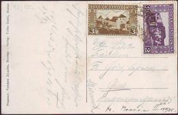 BOSNA & H. - MOSTAR - Edit Trifko Dudic  - 1912 - Briefe U. Dokumente