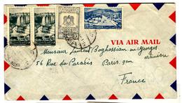 53005 - D'ALEP Pour La France - Syria
