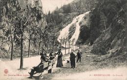 42 ROCHETAILLEE   CPA   La Cascade - Rochetaillee