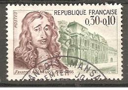 FRANCE  1965 Y T N ° 1471 Oblitéré Beau Cachet - Used Stamps