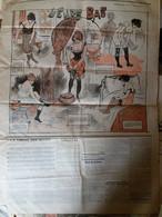 C1 Curiosa FIN DE SIECLE Journal Illustre 508 1896 Marcel PREVOST Jack ABEILLE  Port Inclus France - 1801-1900