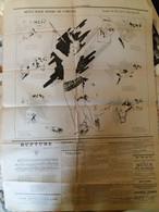 C1 Curiosa FIN DE SIECLE Illustre 1895 425 Maurice LEBLANC  Port Inclus France - 1801-1900